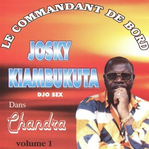 Josky Kiambukuta, Ntesa Dalienst 歌手頭像