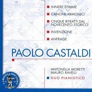 Antonella Moretti, Mauro Ravelli 歌手頭像