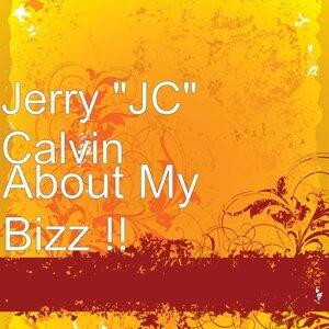 "Jerry ""Jc"" Calvin 歌手頭像"