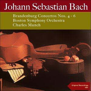 Boston Symphony Orchestra, Richard Burgin, Charles Munch 歌手頭像
