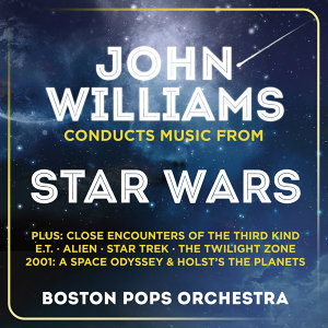 The Boston Pops Orchestra, John Williams 歌手頭像