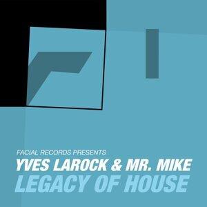 Yves Larock 歌手頭像