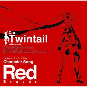 Tail Red (CV:上坂菫) 歌手頭像
