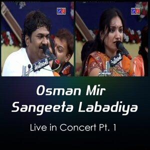 Osman Mir, Sangeeta Labadiya 歌手頭像