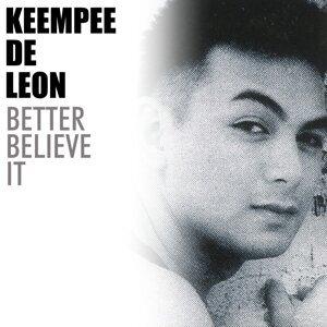 Keempee De Leon 歌手頭像