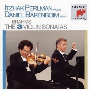 Itzhak Perlman/Daniel Barenboim 歌手頭像