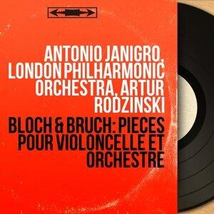 Antonio Janigro, London Philharmonic Orchestra, Artur Rodzinski 歌手頭像