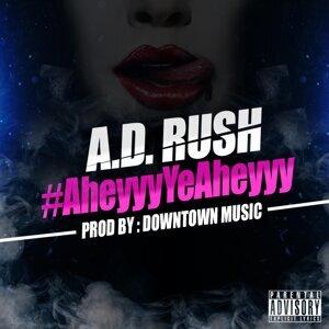 A.D. Rush 歌手頭像