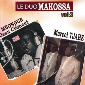 Marcel Tjahe, Jean-Clément Mbongué 歌手頭像