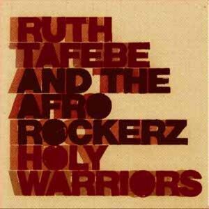 Ruth Tafebe, The Afrorockerz 歌手頭像