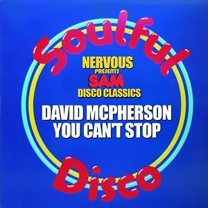 David Mcpherson 歌手頭像