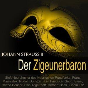 Sinfonieorchester des Hessischen Rundfunks, Franz Marszalek, Rudolf Gonszar, Karl Friedrich 歌手頭像