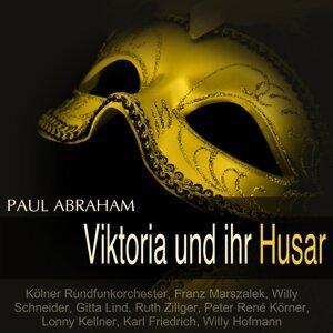 Kölner Rundfunkorchester, Franz Marszalek, Willy Schneider, Gitta Lind 歌手頭像