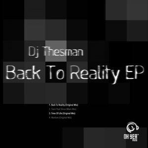 DJ Thesman 歌手頭像