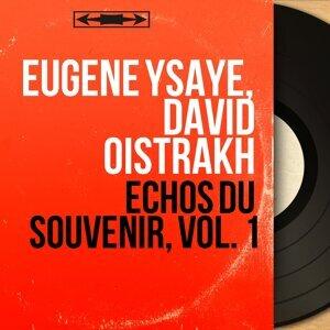 Eugène Ysaÿe, David Oistrakh 歌手頭像
