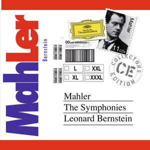 New York Philharmonic Orchestra,Concertgebouw Orchestra of Amsterdam,Wiener Philharmoniker,Leonard Bernstein 歌手頭像