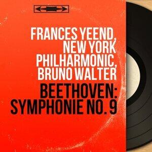 Frances Yeend, New York Philharmonic, Bruno Walter 歌手頭像