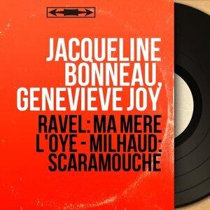 Jacqueline Bonneau, Geneviève Joy 歌手頭像