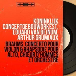 Koninklijk Concertgebouworkest, Eduard van Beinum, Arthur Grumiaux 歌手頭像