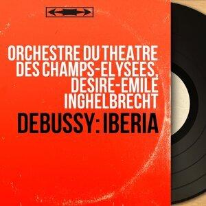 Orchestre du Théâtre des Champs-Élysées, Désiré-Émile Inghelbrecht 歌手頭像