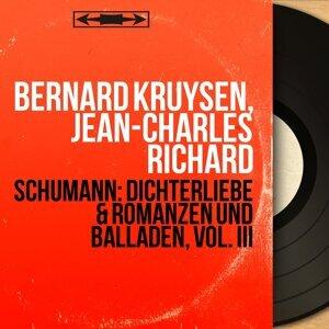 Bernard Kruysen, Jean-Charles Richard 歌手頭像