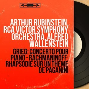 Arthur Rubinstein, RCA Victor Symphony Orchestra, Alfred Wallenstein 歌手頭像