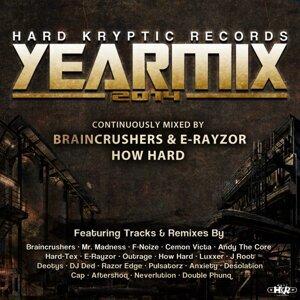 How Hard, Braincrushers, E-Rayzor 歌手頭像