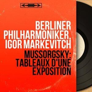Berliner Philharmoniker, Igor Markevitch 歌手頭像
