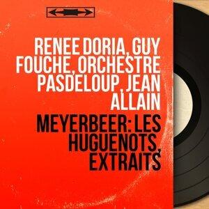 Renée Doria, Guy Fouché, Orchestre Pasdeloup, Jean Allain 歌手頭像