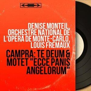Denise Monteil, Orchestre national de l'Opéra de Monte-Carlo, Louis Frémaux 歌手頭像