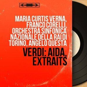 Maria Curtis Verna, Franco Corelli, Orchestra sinfonica nazionale della RAI di Torino, Angelo Questa 歌手頭像