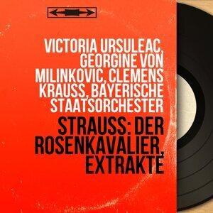 Victoria Ursuleac, Georgine von Milinkovič, Clemens Krauss, Bayerische Staatsorchester 歌手頭像