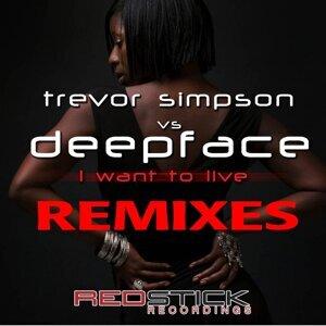 Trevor Simpson Vs Deepface 歌手頭像