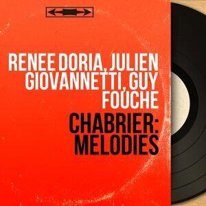 Renée Doria, Julien Giovannetti, Guy Fouché 歌手頭像
