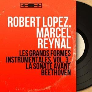 Robert Lopez, Marcel Reynal 歌手頭像