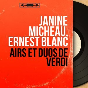 Janine Micheau, Ernest Blanc 歌手頭像