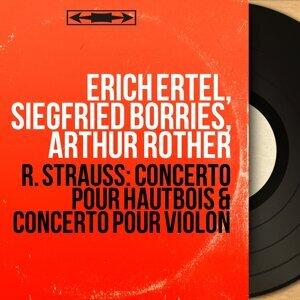 Erich Ertel, Siegfried Borries, Arthur Rother 歌手頭像