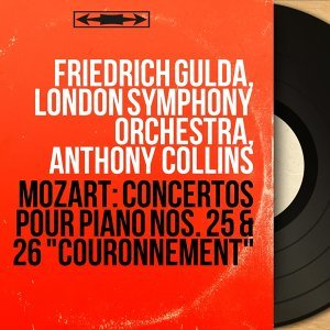 Friedrich Gulda, London Symphony Orchestra, Anthony Collins 歌手頭像