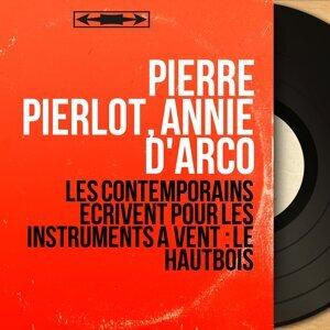 Pierre Pierlot, Annie d'Arco 歌手頭像