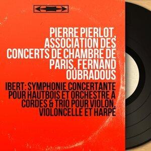 Pierre Pierlot, Association des Concerts de chambre de Paris, Fernand Oubradous 歌手頭像