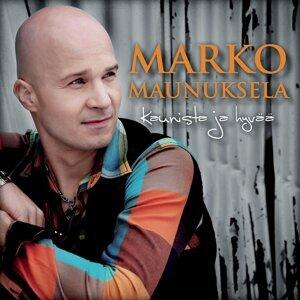 Marko Maunuksela 歌手頭像