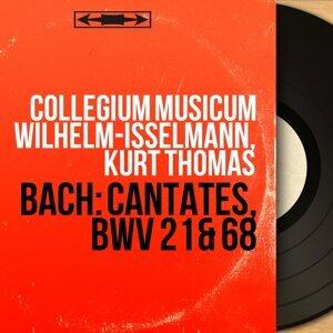 Collegium musicum Wilhelm-Isselmann, Kurt Thomas 歌手頭像