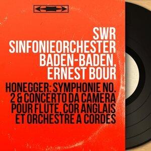 SWR Sinfonieorchester Baden-Baden, Ernest Bour 歌手頭像
