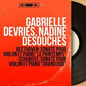 Gabrielle Devries, Nadine Desouches 歌手頭像