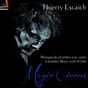 Thierry Escaich, Initium Wind Ensemble 歌手頭像