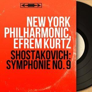 New York Philharmonic, Efrem Kurtz 歌手頭像