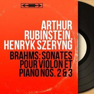 Arthur Rubinstein, Henryk Szeryng 歌手頭像