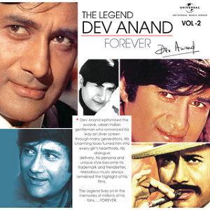 The Legend Forever - Dev Anand - Vol.2 歌手頭像