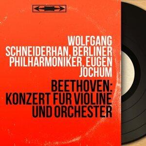 Wolfgang Schneiderhan, Berliner Philharmoniker, Eugen Jochum 歌手頭像