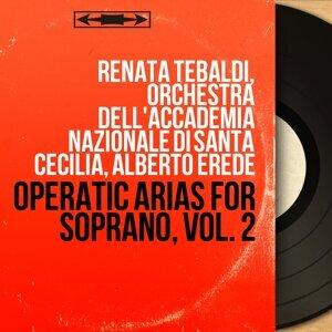 Renata Tebaldi, Orchestra dell'Accademia nazionale di Santa Cecilia, Alberto Erede 歌手頭像